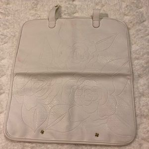 Bags - White Travel Jewelry Holder
